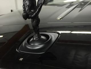 New Rolls Royce Dawn
