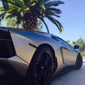 Lamborghini Aventador CARWRAP