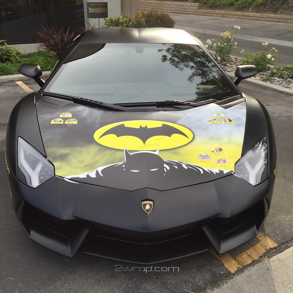 Batventador Lamborghini