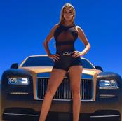 Rolls Royce Wraith Carwrap