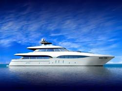 yacht white