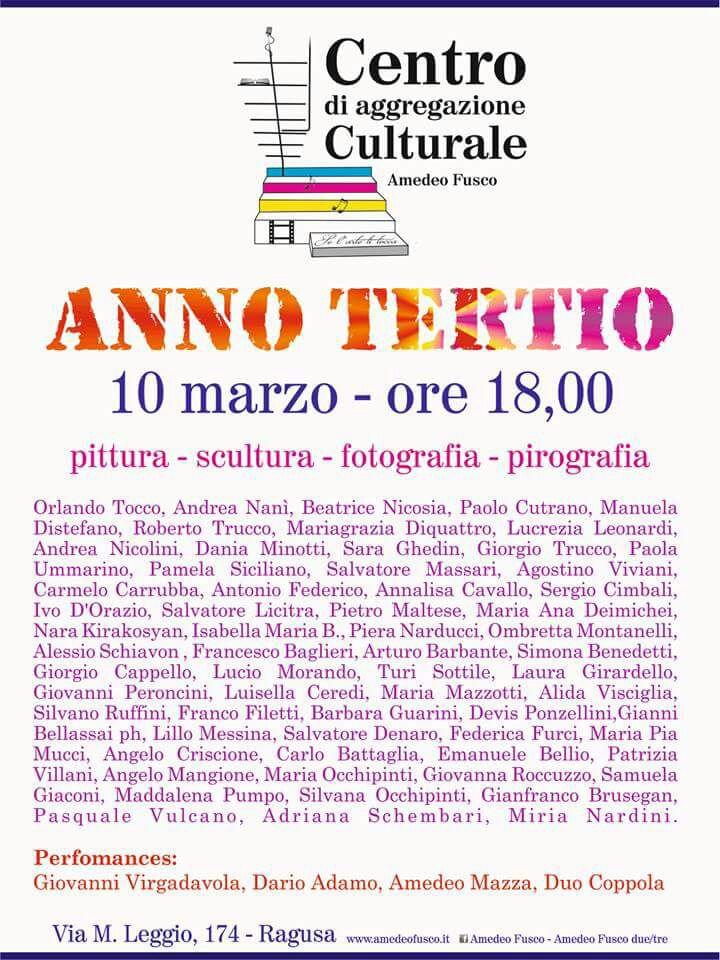 Anno Tertio