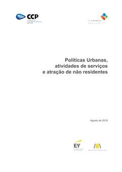 Políticas urbanas, actividades de serviços e atracção de não residentes