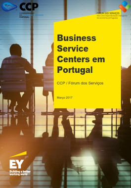 """Estudo """"Business Services Centers em Portugal"""""""