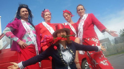 The Rogue Rose of Tralee