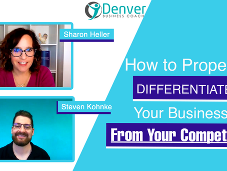 How to Properly Differentiate Your Business From Your Competitors
