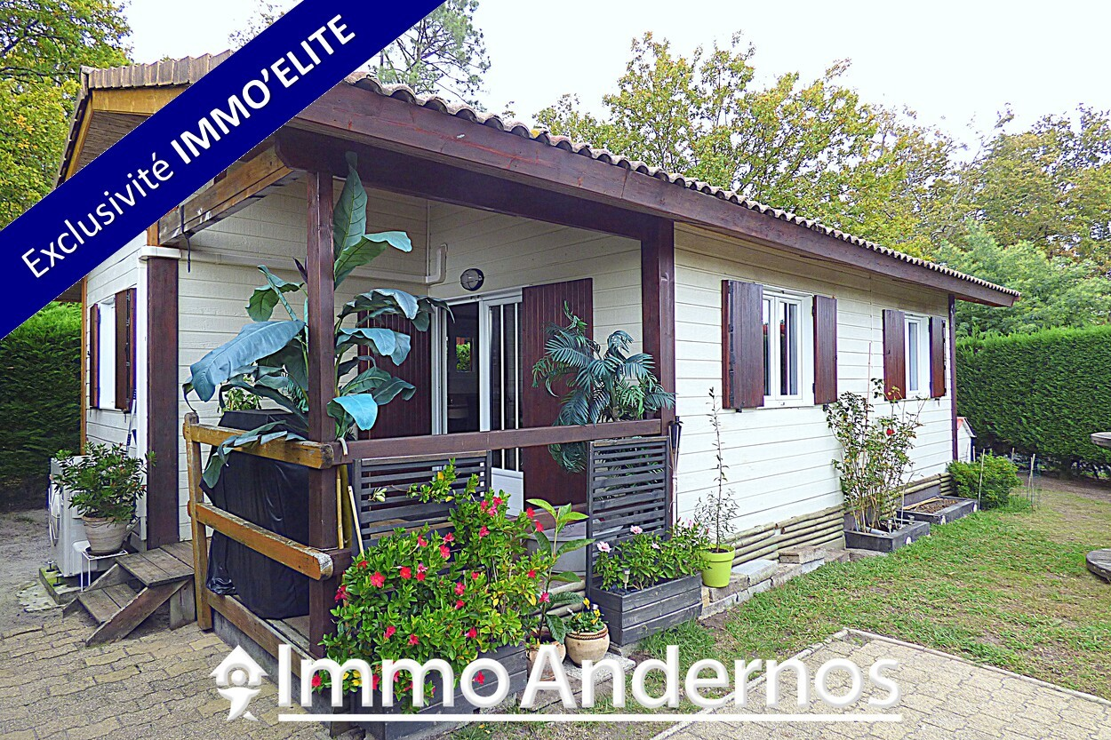 IMMO-ANDERNOS - A VENDRE