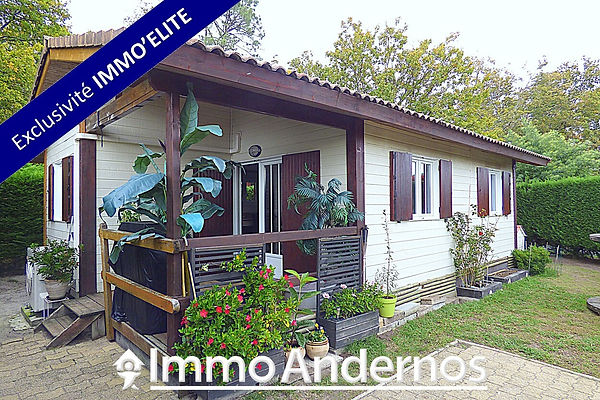 IMMO-ANDERNOS / A VENDRE