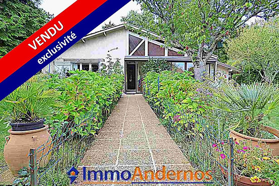 IMMO-ANDERNOS - VENDU EXCLUSIVITÉ