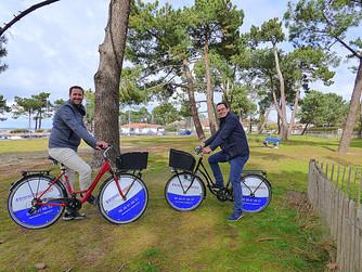 L'immo en vélo, c'est plus écolo !