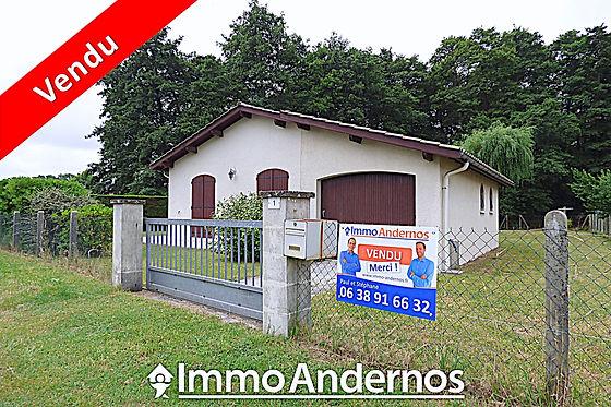 IMMO-ANDERNOS - VENDU