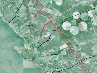 Projet de contournement du Nord Bassin