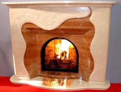 пламя камин