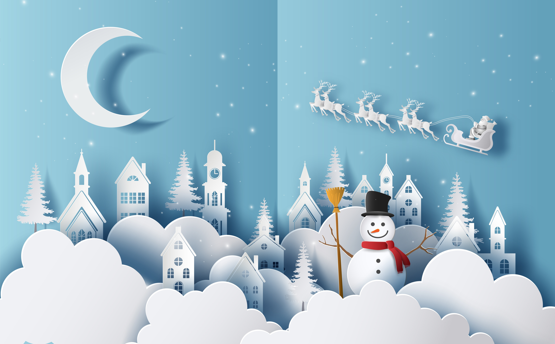 novyi-god-zima-prazdnik-snegovik-sneg