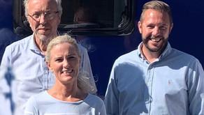 """Sammen for livet er nominert til prisen """"Årets Sosiale Entreprenør""""!"""