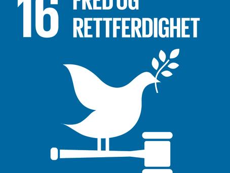 FNs bærekraftsmål og Sammen for livet