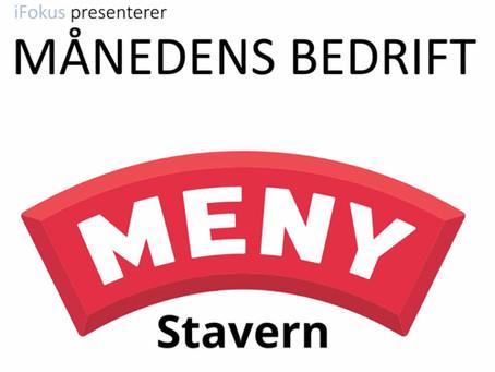 Store på inkludering: Meny i Stavern