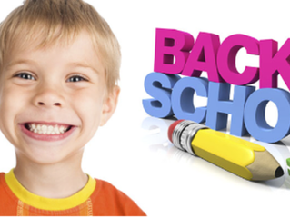 FIVE REASONS TO GET A BACK TO SCHOOL DENTAL CHECKUP