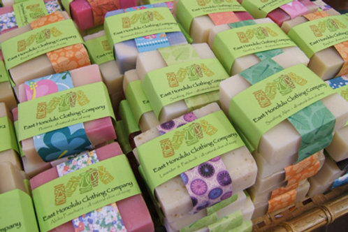 Fresh Scents -All Natural Olive Oil Soap