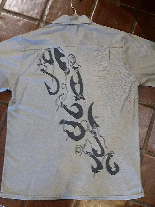 Big Hooks   Aloha Shirt