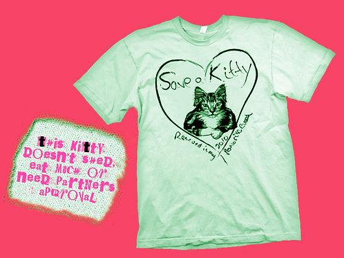 Save a Kitty T-shirt