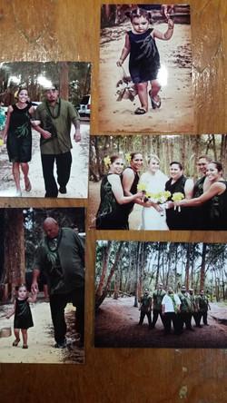 Kalama wedding
