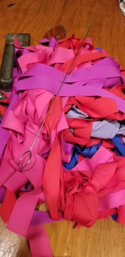 lycra ties