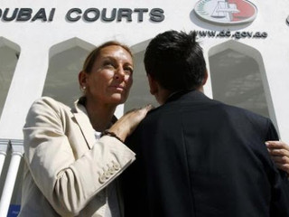 Was the alleged rape victim's story a case of false allegations, as the UAE media office has rep
