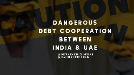 Indians at great risk of UAE legal abuse after new enforcement agreement with UAE