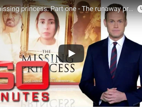 Australia demands UAE respond to world's questions about missing princess & travel warnings