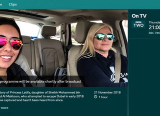 BBC2 documentary to expose UAE's enforced disappearance of Dubai princess