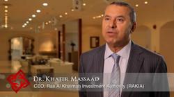 Dr Khater Massaad, CEO image