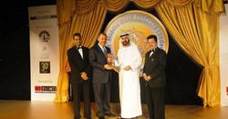 Dr Khater Massaad, RAK Ceramics AWARD