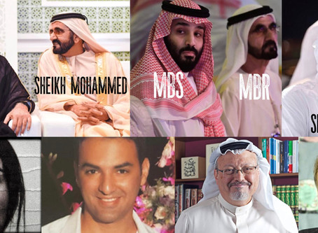 Dangerous escalation of Gulf actions against Americans & British under spotlight as lawsuits launche