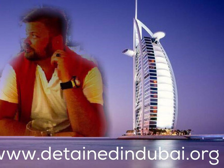 """British National who escapes Dubai after falling victim to a """"rental car scam"""" seeks to su"""