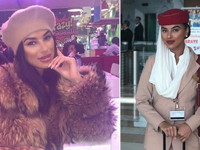 Emirates Flight Attendant Freed