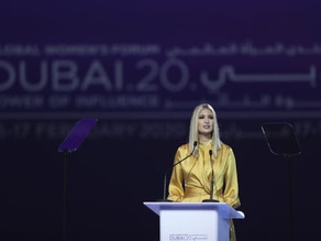 "​Should Ivanka Trump be headlining the ""Global Women's Forum"" in Dubai, while Sheikh Mohammed's own"