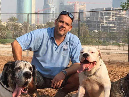 """""""Brits - Please support veteran Andy Neal & Stop Visiting Dubai!"""" - desperate father pleads"""