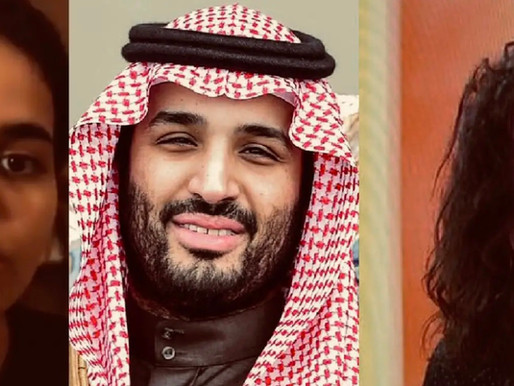 Radha Stirling talks Gulf policy on women's rights after Sheikha Latifa & Rahaf Momammed escapes