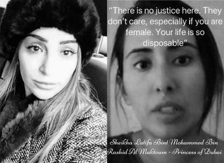 Following Rahaf's escape from Saudi, Hind Al-Bolooki appoints Radha Stirling to help her escape the