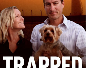 "Marcus & Julie Lee´s book ""Trapped"" illustrates the challenges faced steering themselv"