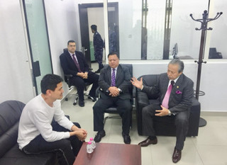 Malaysian national Richard Lau finally released following successful campaign