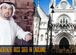 UK lawsuit alleges 'stunningly blatant corruption' of leading UAE figures, Baker Mckenzie chairman