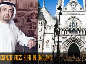 UK lawsuit alleges 'stunningly blatant corruption' of leading UAE figures, Baker Mckenzie chairman