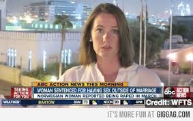 raped then convicted of sex outside marriage