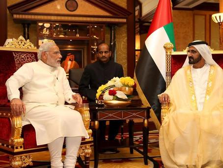 India seeking favours from UAE after their extrajudicial return of Dubai's runaway Princess Lati