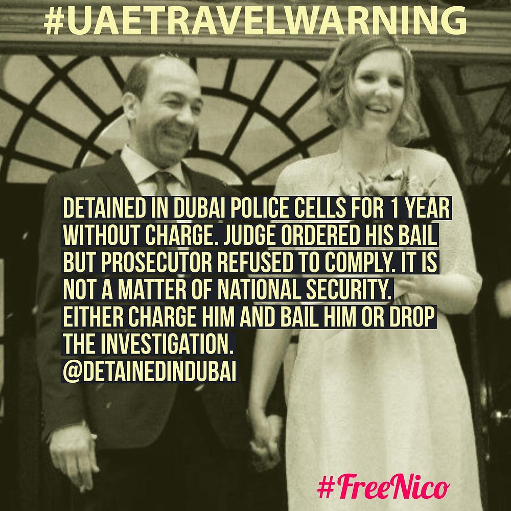 #FreeNico
