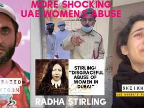 BREAKING: Dubai royal Sheikha Zaynab livestreams attack on family