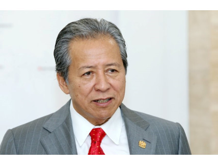 Malaysia Foreign Minister Dato' Sri Anifah Aman