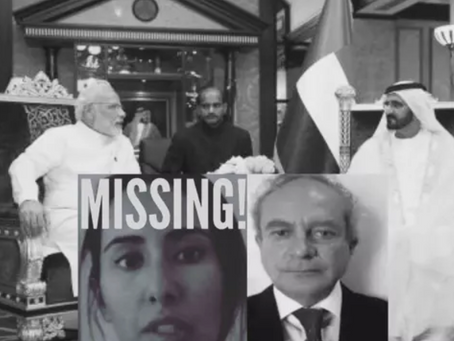 British National facing extrajudicial extradition as UAE and India trade favours in wake of Latifa